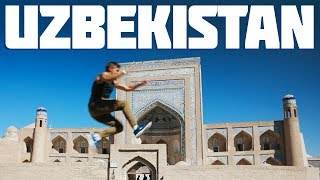 Uncovering Uzbekistan | 1 Week of Travel in 4 Minutes