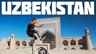 Uncovering Uzbekistan | 1 Week of Travel in 4 Minu...