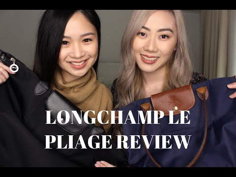 Longchamp Le Pliage Review