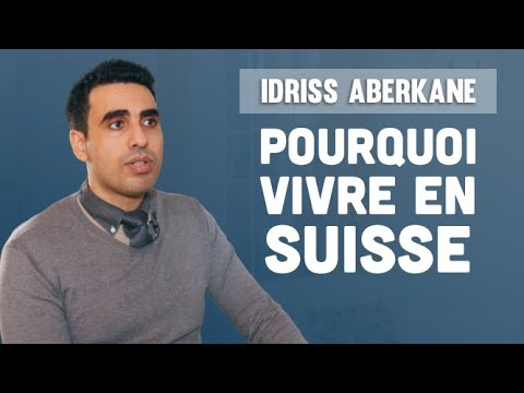POURQUOI VIVRE EN SUISSE (Idriss Aberkane Interview)