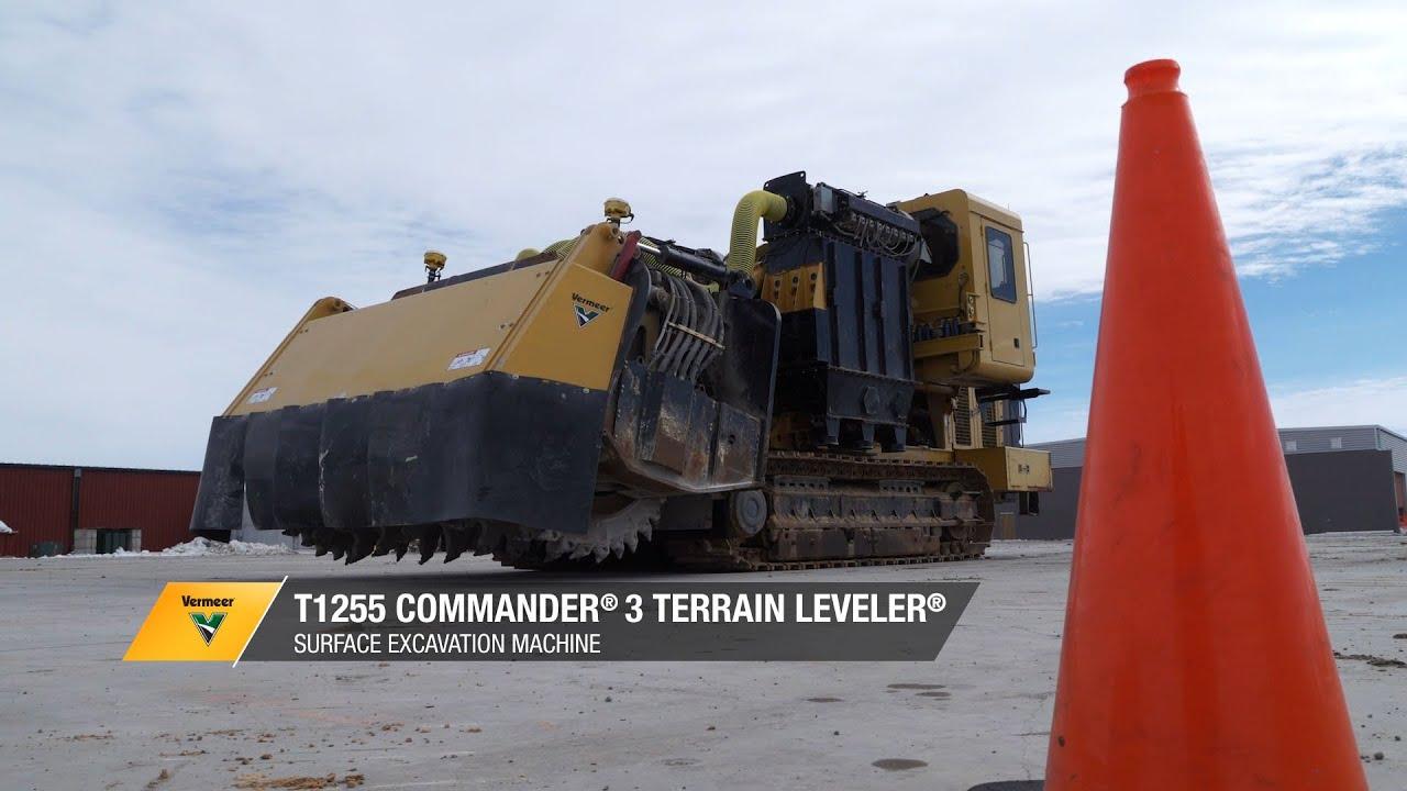 Terrain Leveler SEM | Equipment | Vermeer