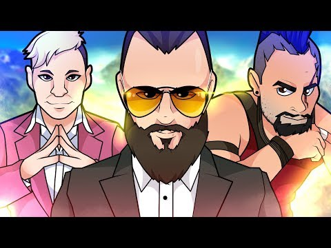 A EVOLUÇÃO DE FAR CRY ft. CORE DAS ANTIGAS - Ubisoft Brasil