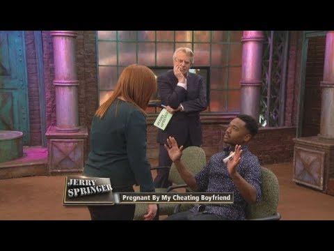 She's Got A Secret! (The Jerry Springer Show)