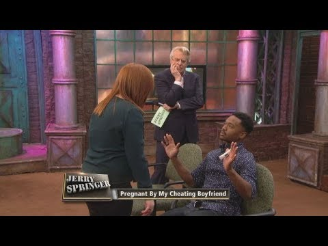 She's Got A Secret! (The Jerry Springer Show)