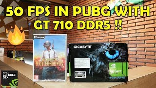 Best Graphics Card For Rs 2800 !! GT 710 Ddr5 My First Graphics Card [HINDI]