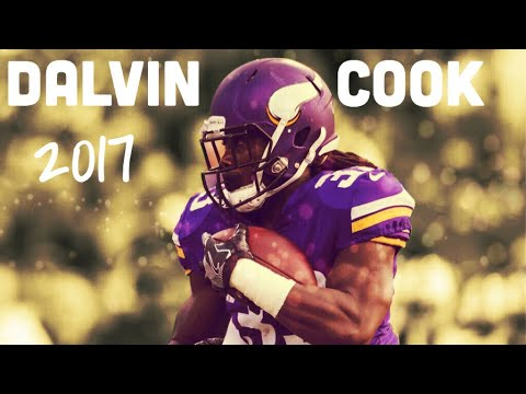 Dalvin Cook 2017 Rookie Highlights