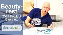 Beautyrest + BeautySleep Mattress Options EXPLAINED by GoodBed.com