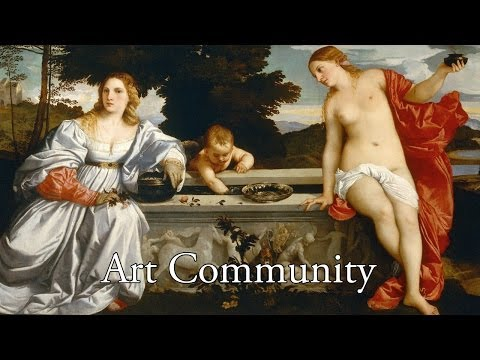 Drawing Academy Art Community