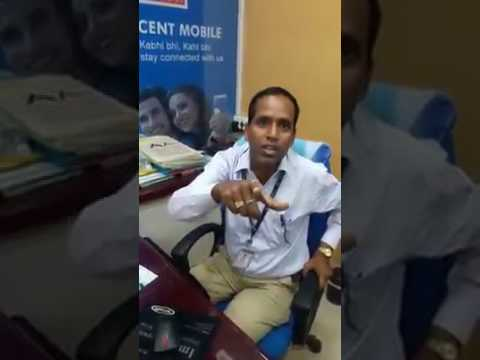 Bank Manager, fighting, out of rule, totally rude, rude behaviour, rude behaviour with customer