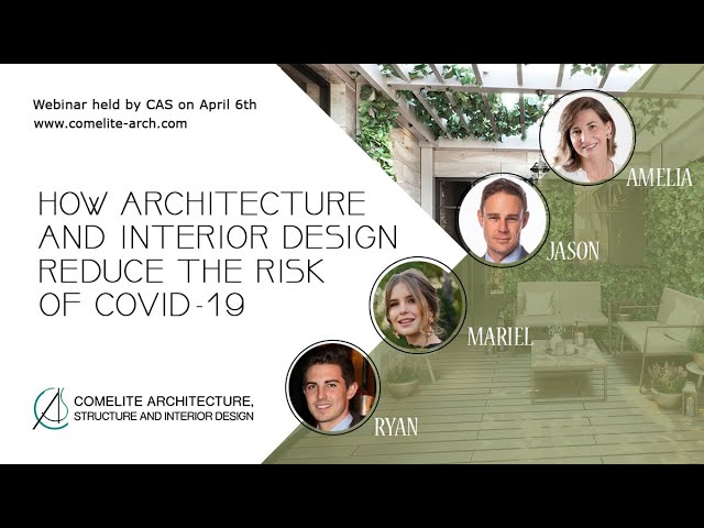 How Architecture And Interior Design Reduce The Risk Of Covid 19 Youtube