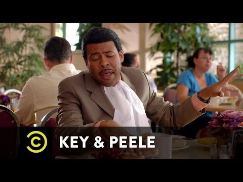 Key & Peele - Continental Breakfast