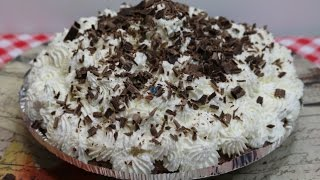 Chocolate Cream Pie The Easy Way  Chocolate Cream Pie Recipe  Noreens Kitchen