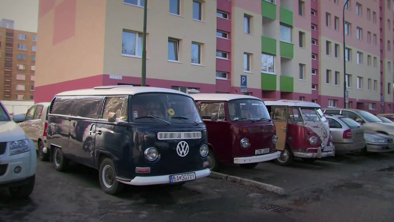 VW2 T1 T2 volkswagen bus - YouTube