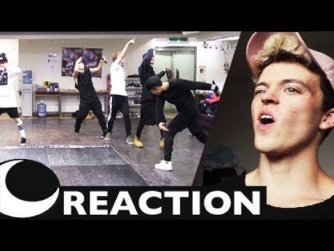 BTS 방탄소년단 Attack on BTS dance practice REACTION!