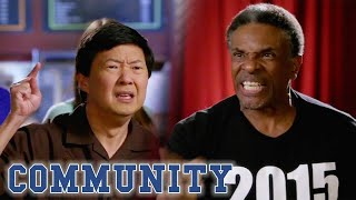 Airing Out Everyone's Dirty Laundry | Community