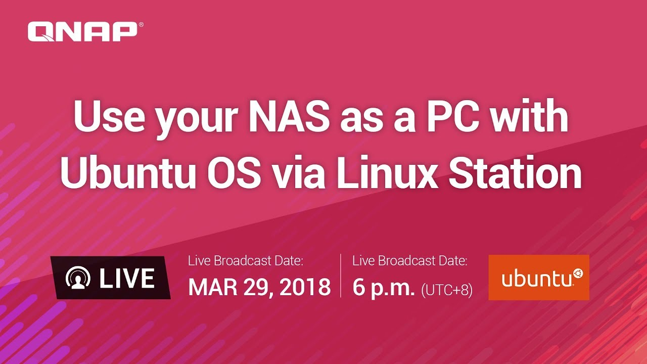 Use your NAS as a PC with Ubuntu OS via Linux Station - YouTube