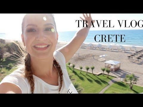 TRAVEL VLOG | Κρήτη | Ioanna Samara