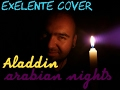 Arabian nights // Cover // Ahmed Soto