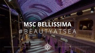 Join us on #MSCBellissima's first amazing tour and enjoy all the in...