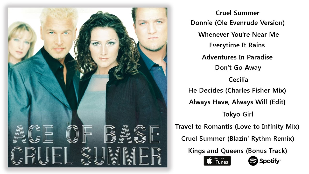 ace of base cruel summer free mp3 download
