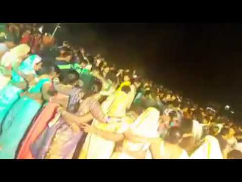 Vasava Tribal Dance In a marriage in Gujarat   Tribal People Dance   Marriage Dance