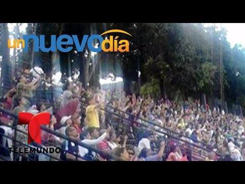 Se anuncia un presunto contacto con extraterrestres en Venezuela | Un Nuevo Día | Telemundo