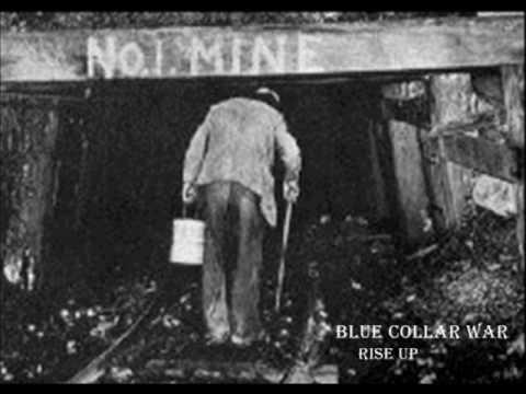Blue Collar War - Rise Up (2016 - Full Album)