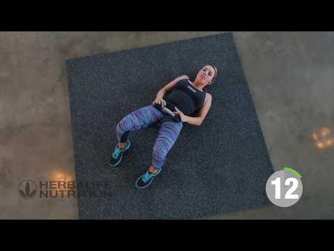 Calgary, AB Herbalife Ind Dist. C. Arthur-Samantha Clayton core strength 2