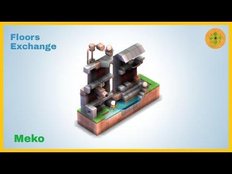 Mekorama - Floors Exchange by meko
