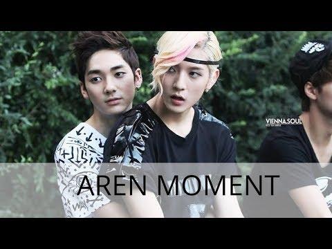 [ NU'EST ] ARON + REN = AREN MOMENT