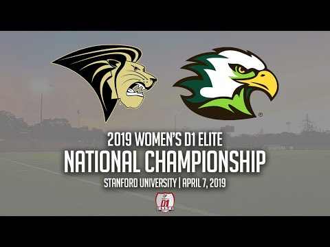 Women's D1 Elite National Championship