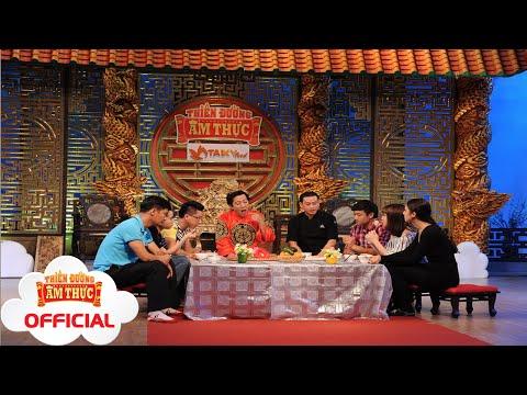 Thiên Đường Ẩm Thực Mùa 1| Tập 15: Băng Di, Quý Bình | Full HD (25/10/2015)