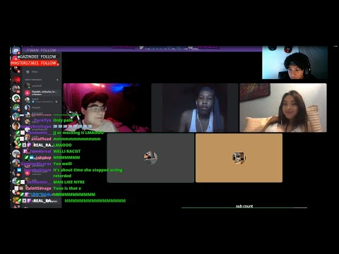 I Hosted a Discord Dating show (GONE WRONG) FT Vic Bucks from YouTube · Duration:  49 minutes 5 seconds