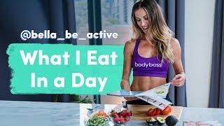 Bodyboss ambassador elena (https://www.instagram.com/bella_be_active/) shares her go-to recipes for breakfast, lunch, dinner, and even healthy snacks! al...