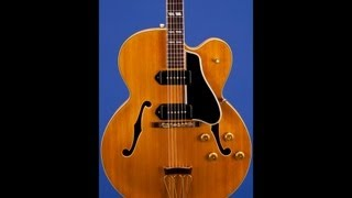 Berry Licks And Uncle Ted!! 1956 Gibson Es 350 01445