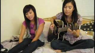 moving mountains(usher) / apologize(one republic) - kim and mye