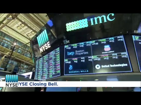 Greek-American Issuers Ring The NYSE Closing Bell