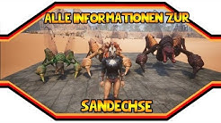 Conan Exiles ★ Alle Informationen zur Sandechse ★ Guide
