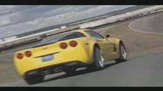 Corvette C6 Sleighride - NIN