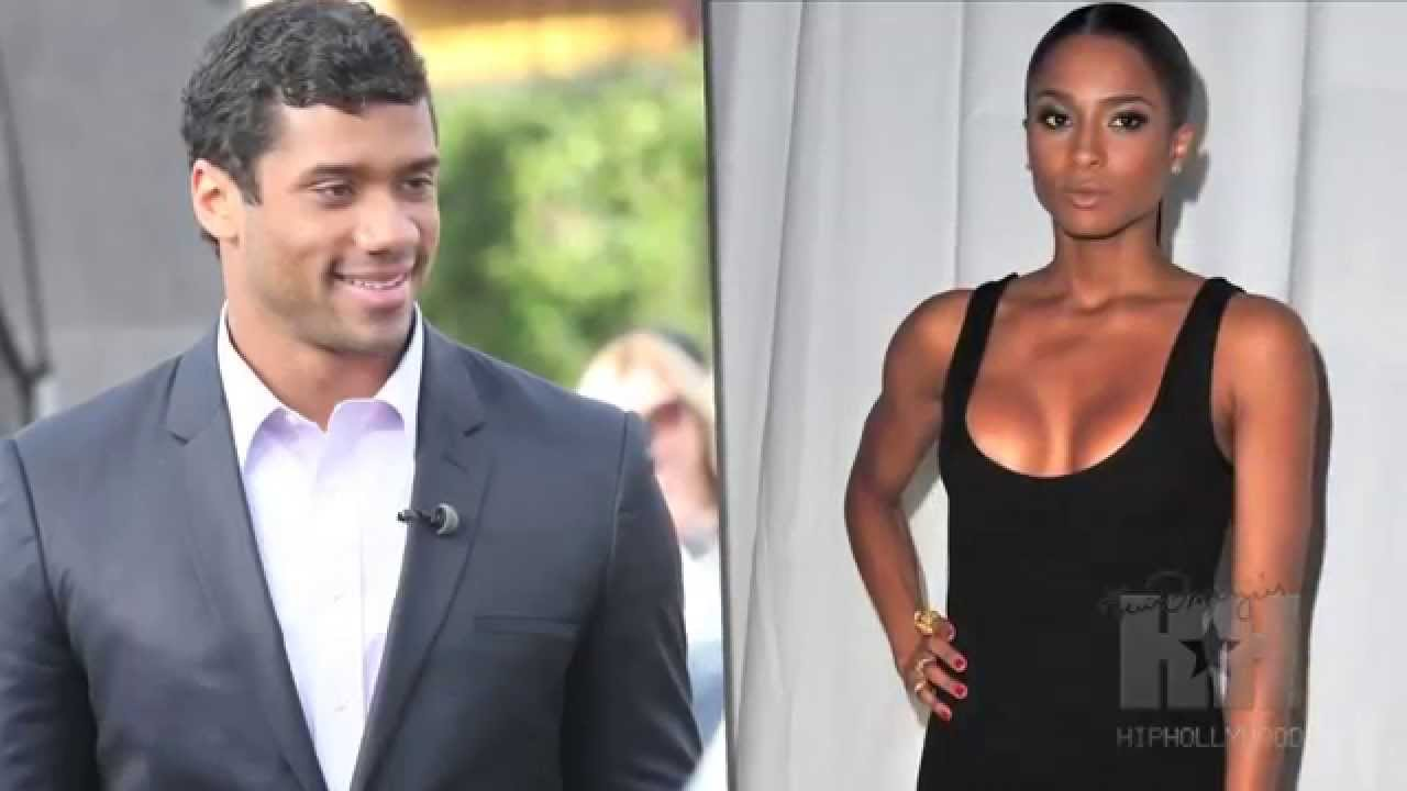 Ciara and russell wilson start dating