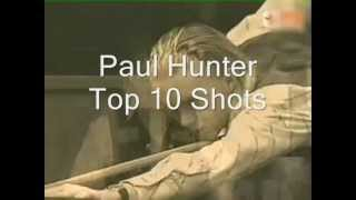 Paul Hunter - Top 10 Shots