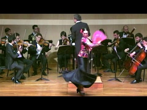 Georges Bizet - Carmen Suite - Spanish Chamber Orchestra