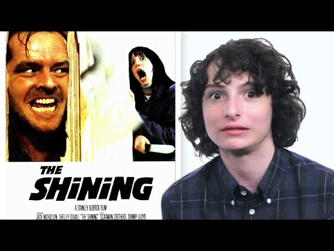 """""""It"""" & """"Stranger Things"""" Star Finn Wolfhard Tests His '80s Horror Film Knowledge 