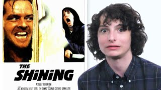 "Download ""It"" & ""Stranger Things"" Star Finn Wolfhard Tests His '80s Horror Film Knowledge 