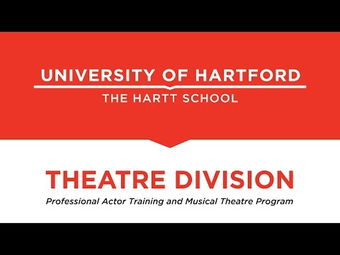The Hartt School Theatre Division   The Hartt Difference