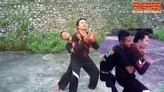 Self Defense ala Pancaroba Martial Arts (SEDAP) - melawan cekikan 2 tangan dan kuncian dari belakang