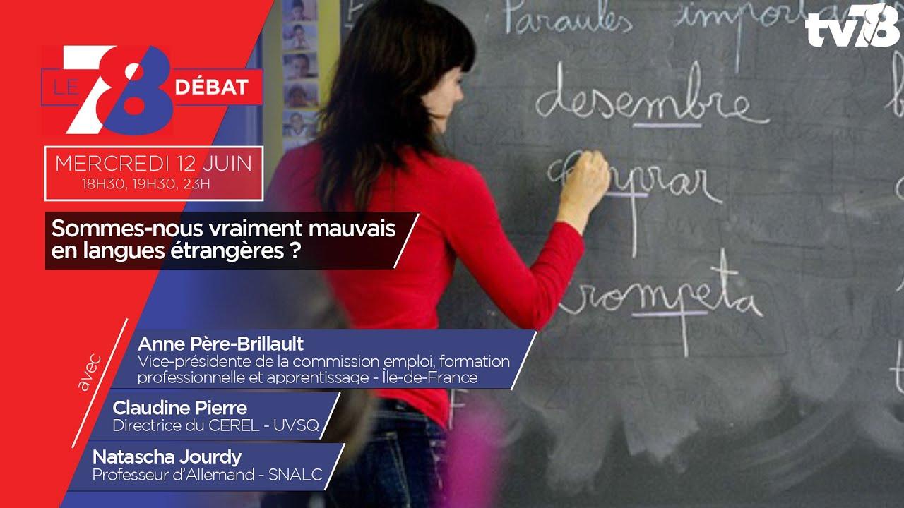 7/8 Le débat. Sommes-nous vraiment mauvais en langues étrangères ?