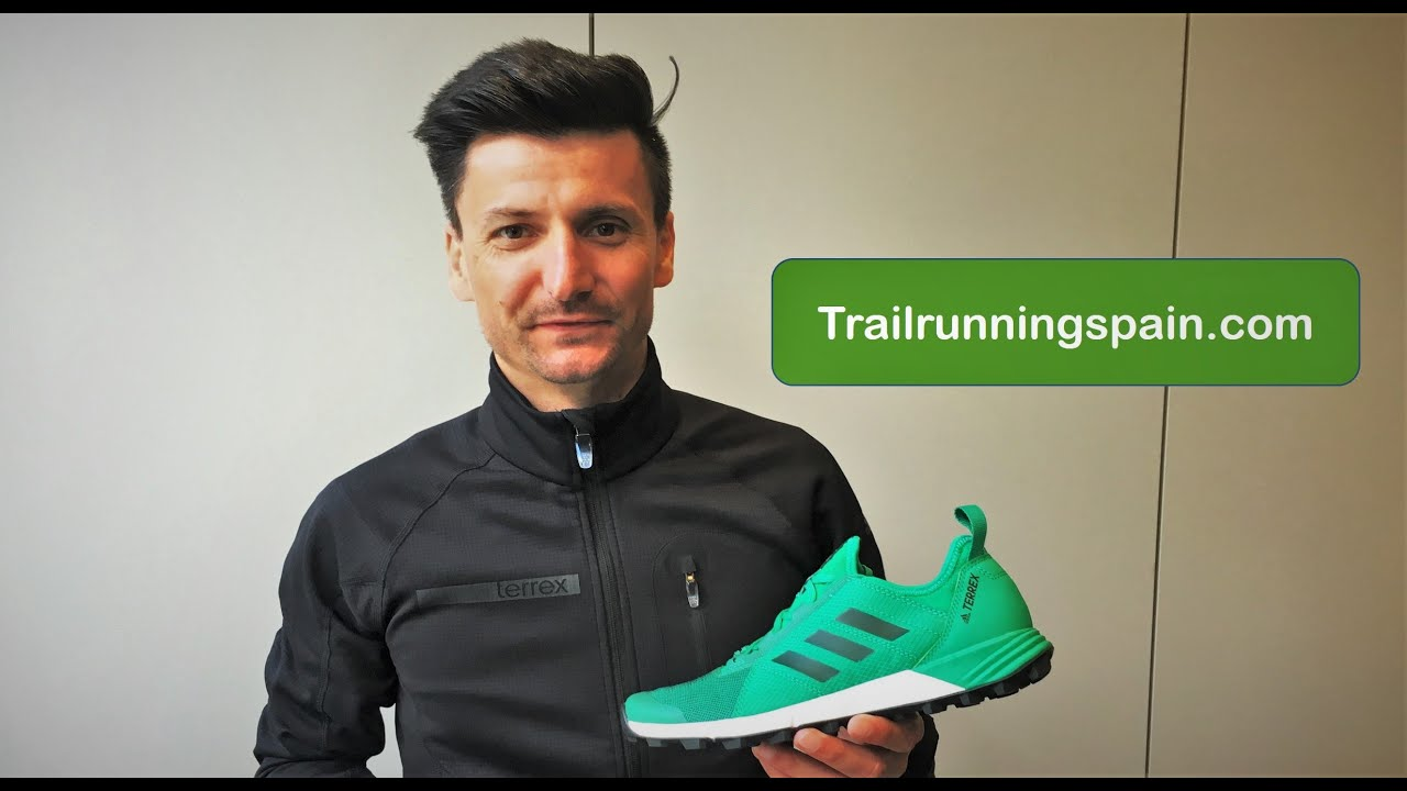 Adidas terrex agravic speed review by their creator, Christian Zwinger-  Adidas Outdoor.