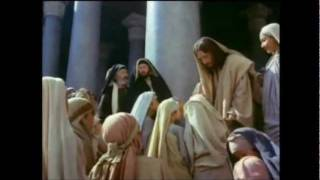 Pharisee question Authority of Jesus (Parable of 2 Sons)