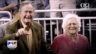 Comemorarea lui George H.W. Bush la Catedrala Nationala din Washington